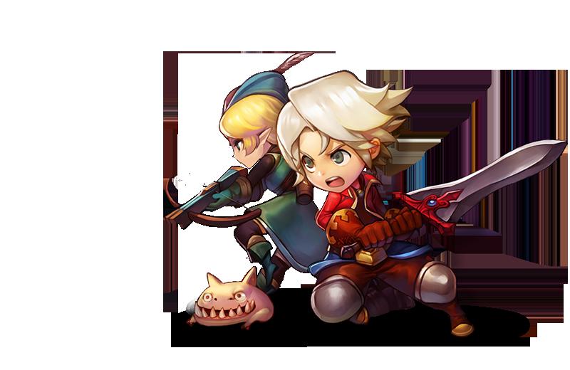 Guardian Hunter : Super brawl RPG