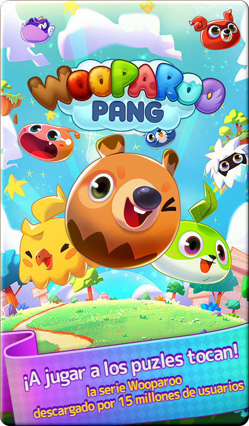 A Puzzle Game Packed with Cuteness! Match the blocks and watch the cuteness pop!